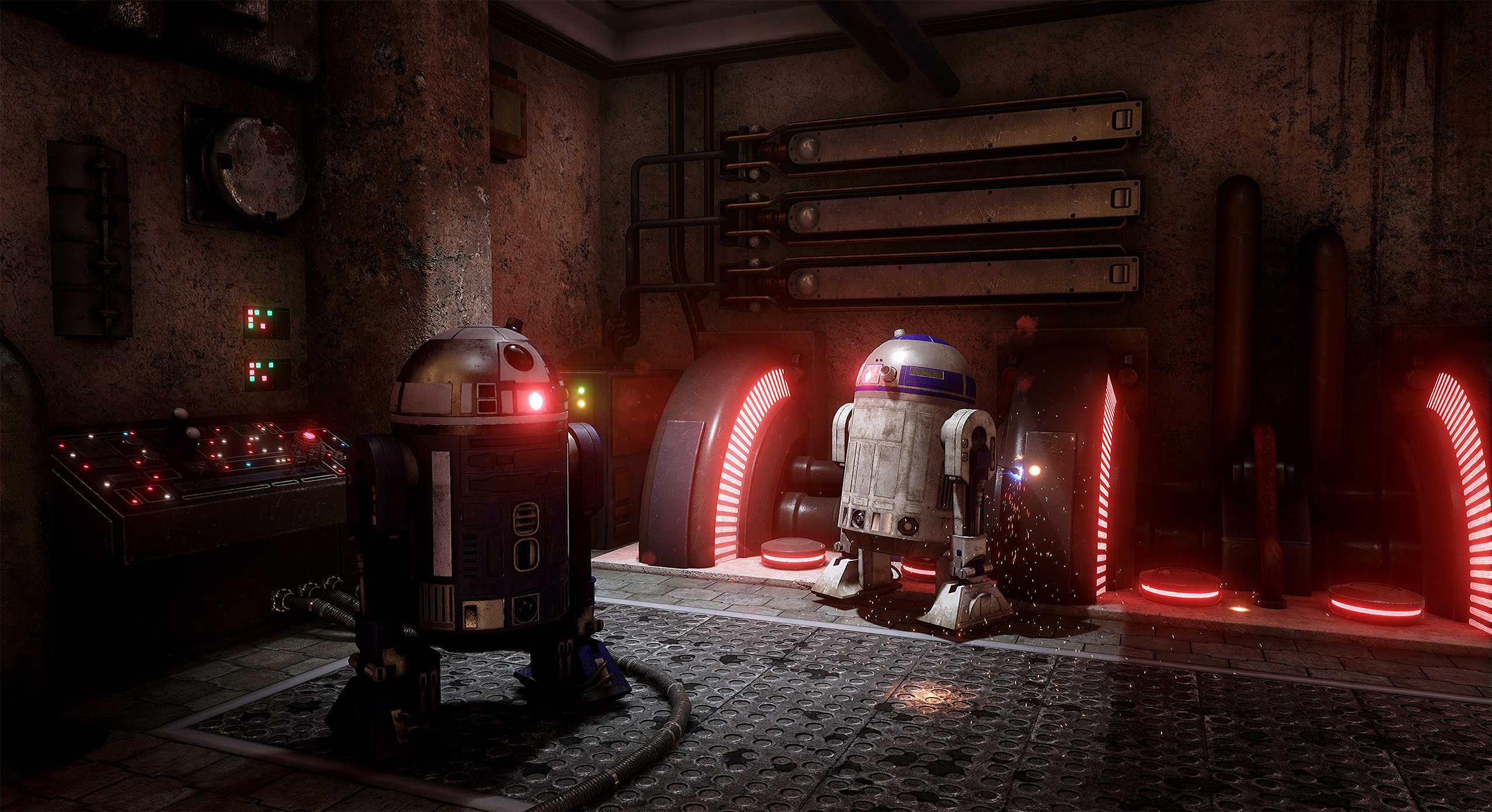 Star Wars Looks Absolutely Stunning On Unreal Engine 4 1ys62Bx