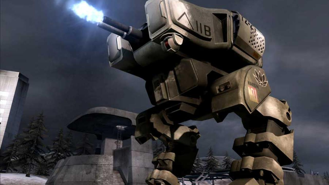 Battlefield 2142 Brought Back To Life By Fans