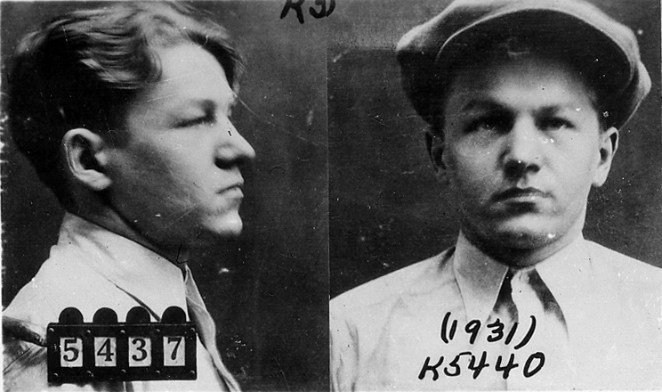Baby Face Nelson 1931 mug shot If You Look Like This Youre Beautiful But Dangerous Apparently