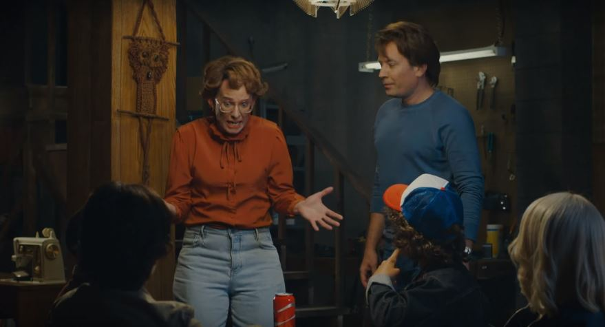 Capture Stranger Things Barb Gets Hilarious Revenge On Kids From The Show