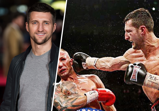 FFroch Nose WEB Carl Froch Gets Nose Job, No Longer Looks Like A Boxer Apparently