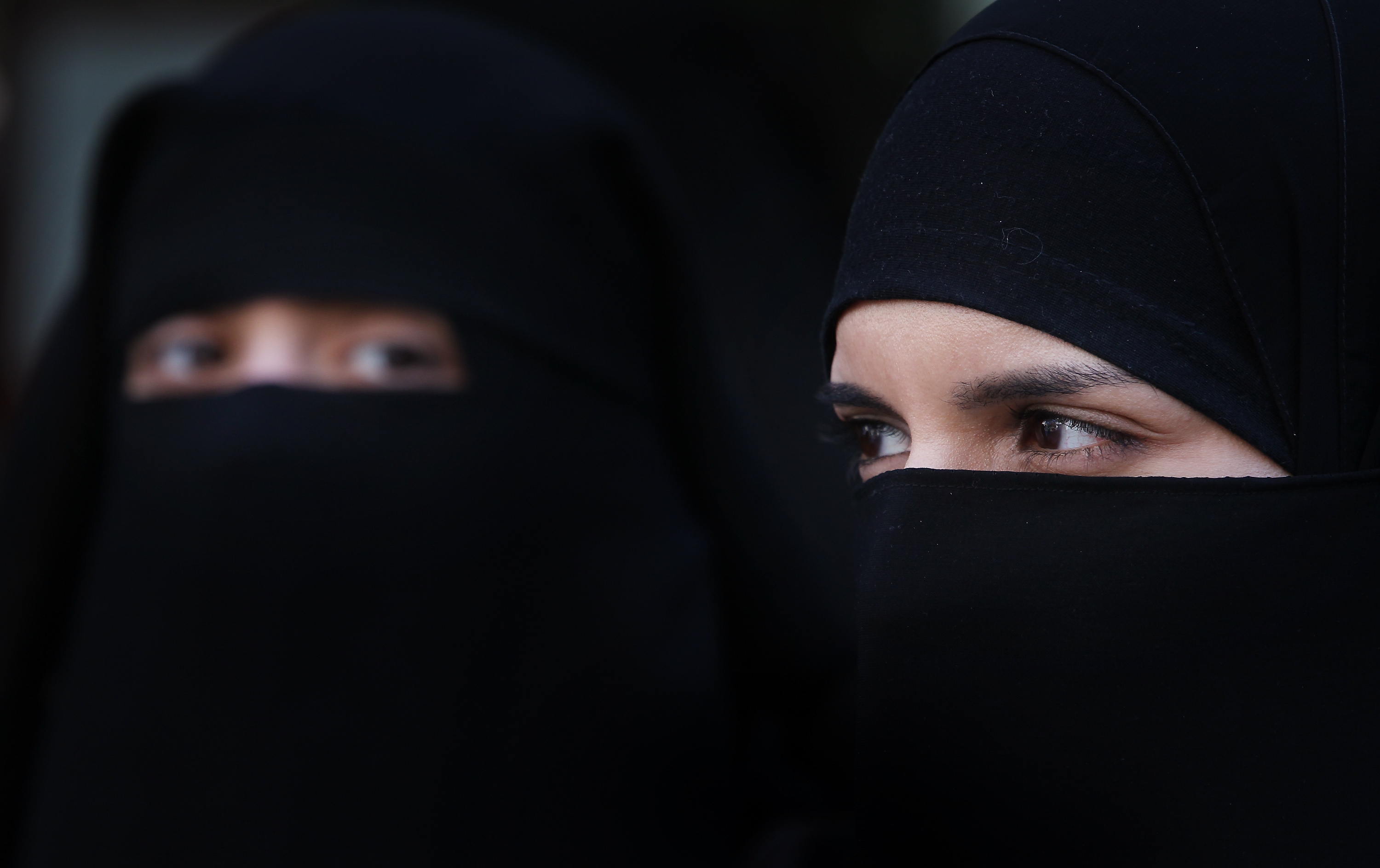 GettyImages 111976663 1 ISIS Have Banned The Burka After Security Concerns