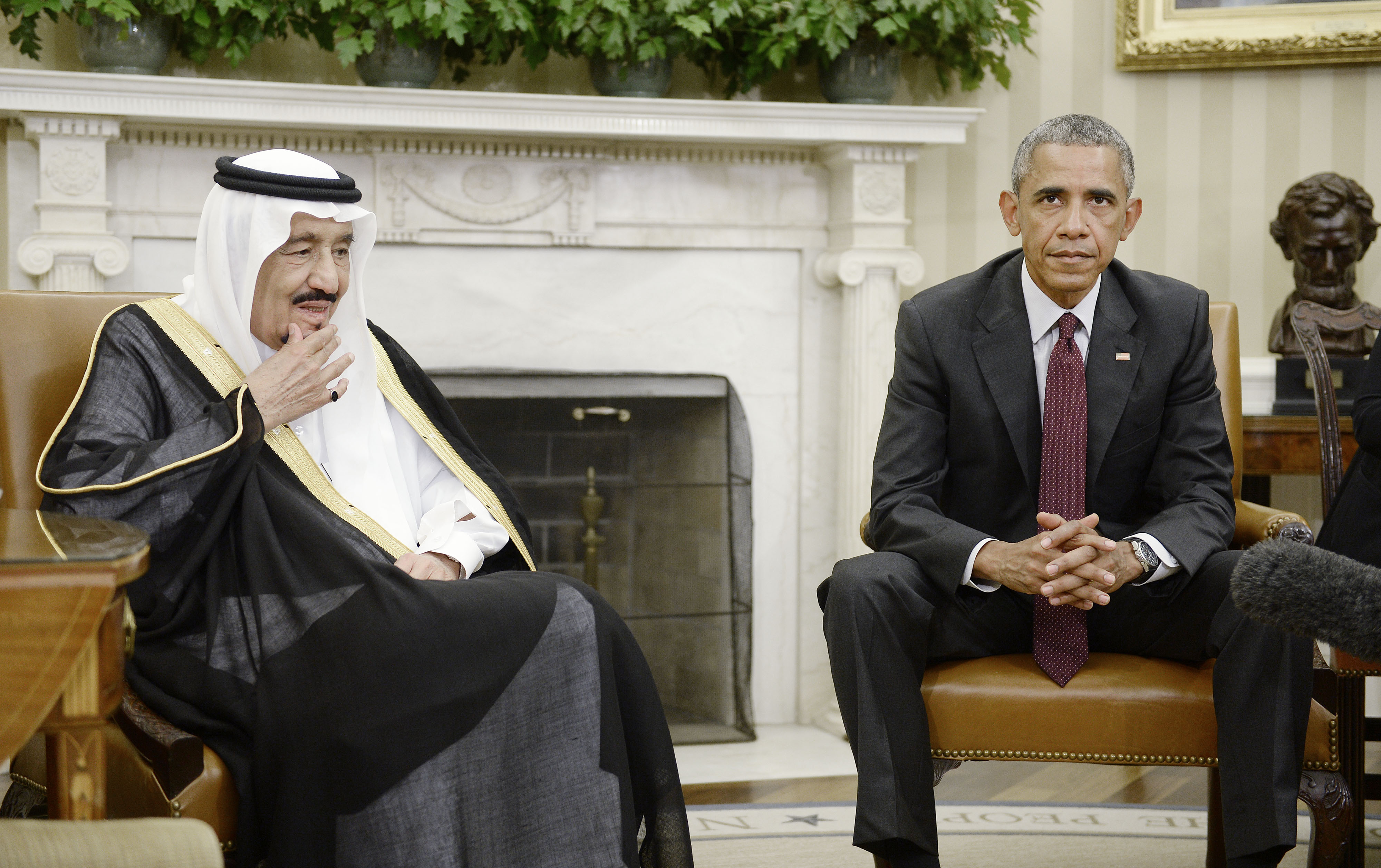 GettyImages 486470188 Bill Passed So Families Of 9/11 Victims Can Sue Saudi Arabia