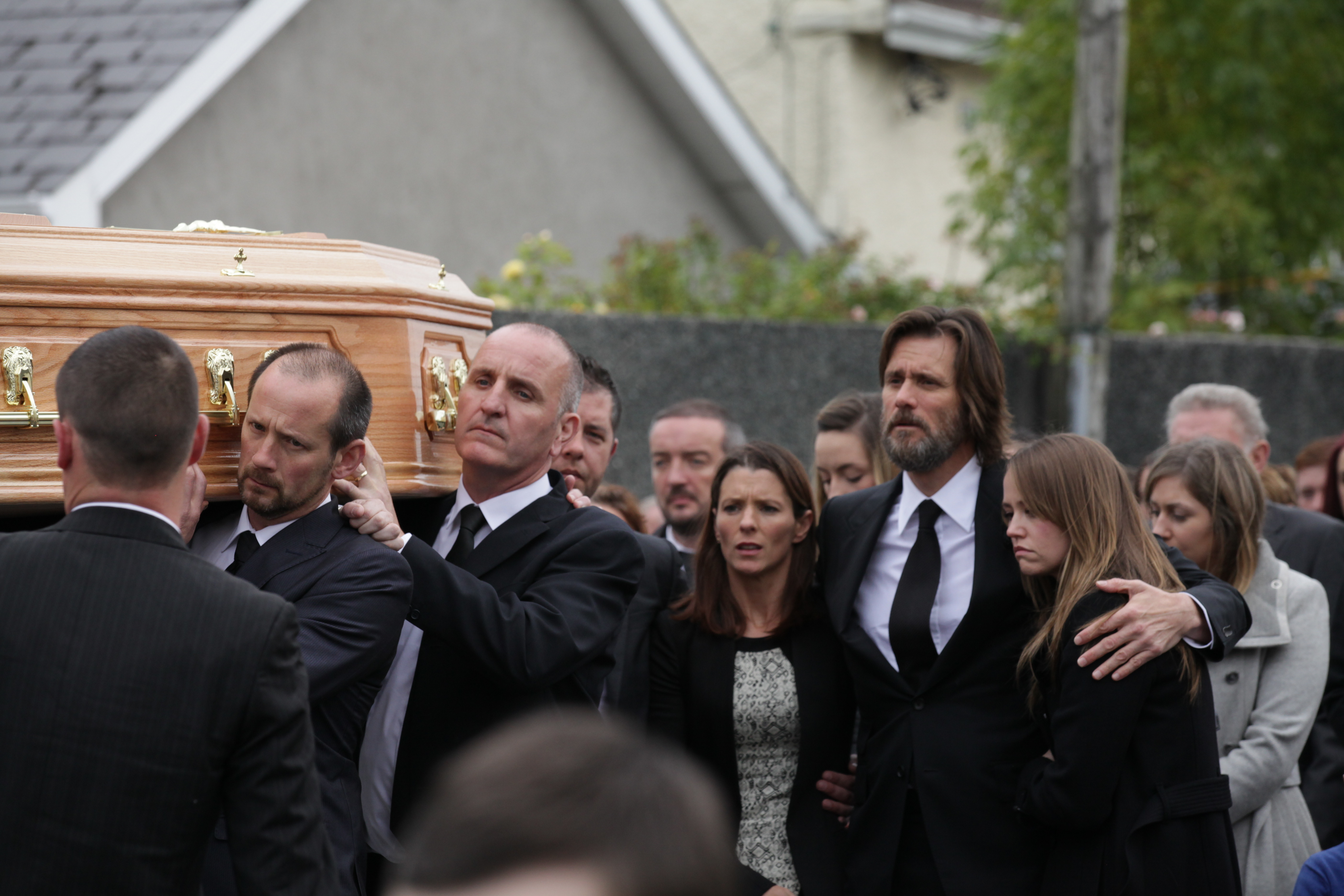 Jim Carrey Is Being Sued Over Ex Girlfriends Death GettyImages 492137318