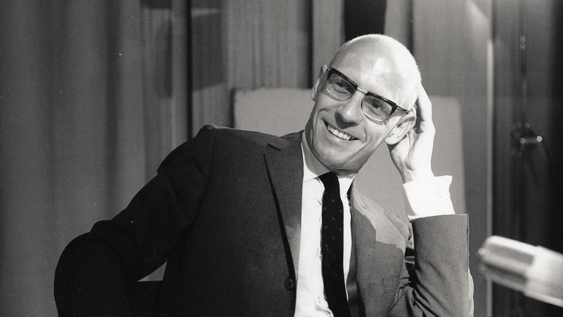 Michel Foucault These Are The Upsides Of Going Bald