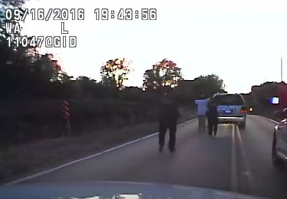 Tulsa Officer Who Shot Unarmed Black Man Charged With Manslaughter TulsaShootingWEB 1