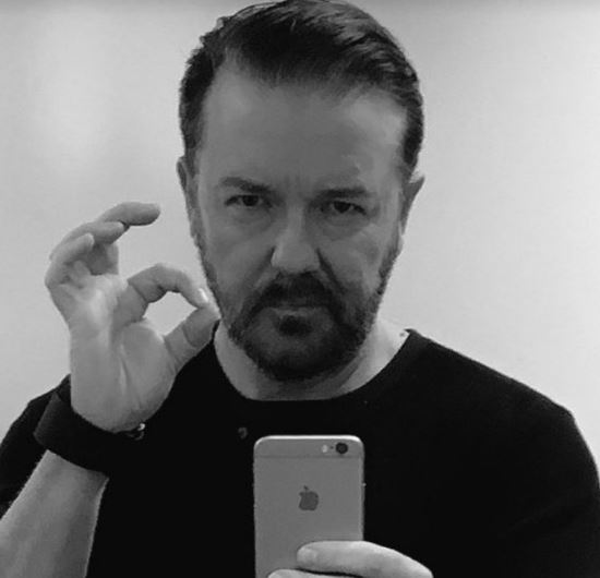 TwitterRicky Gervais We Need To Remove The Stigma That Surrounds Suicide