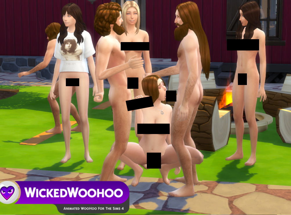 Untitled 1 4 This Sims 4 Sex Mod Is Insanely Graphic