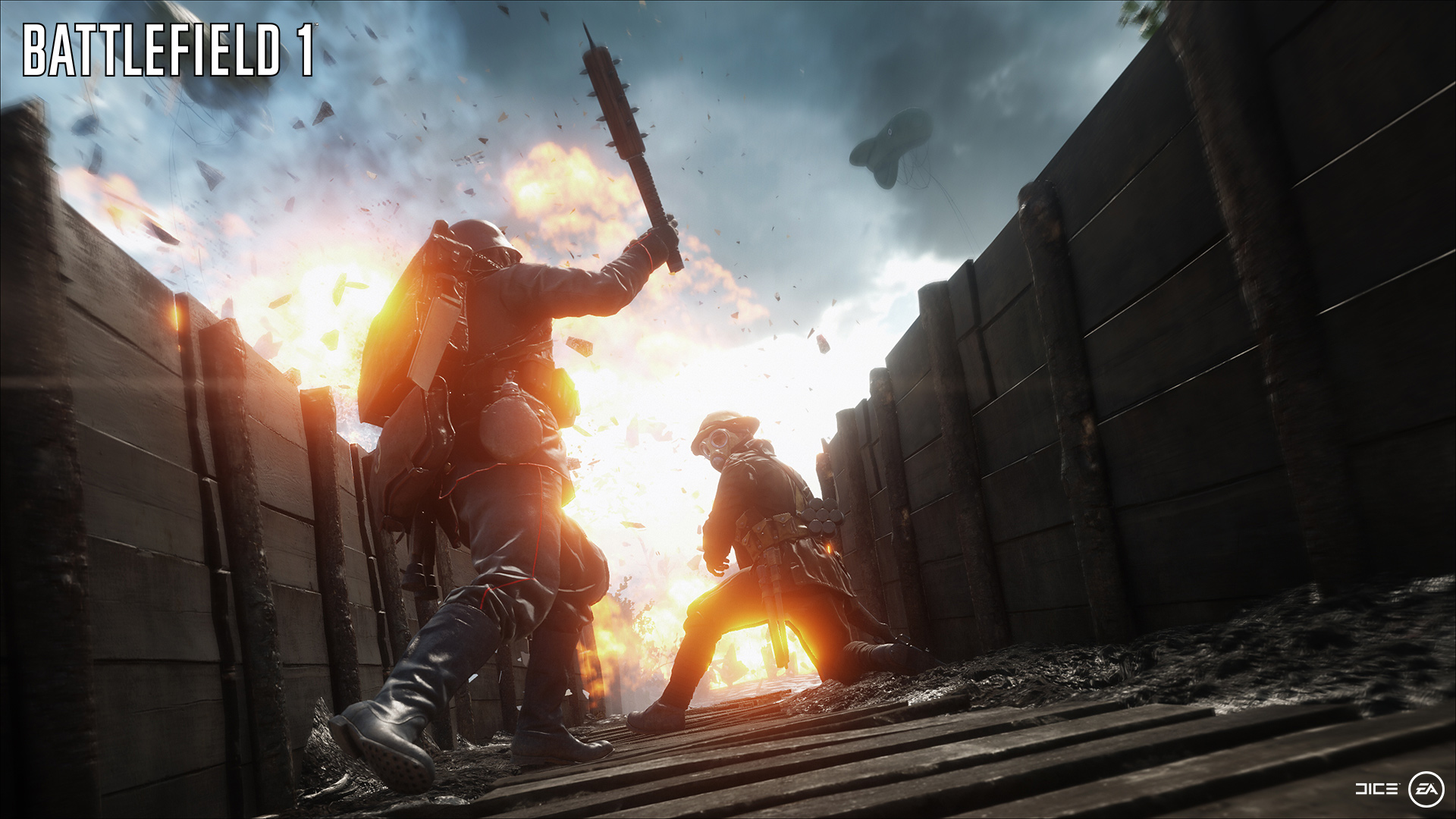 battlefield 1 2 Battlefield 1 Suffers Huge Server Outages, Hackers Reportedly Involved
