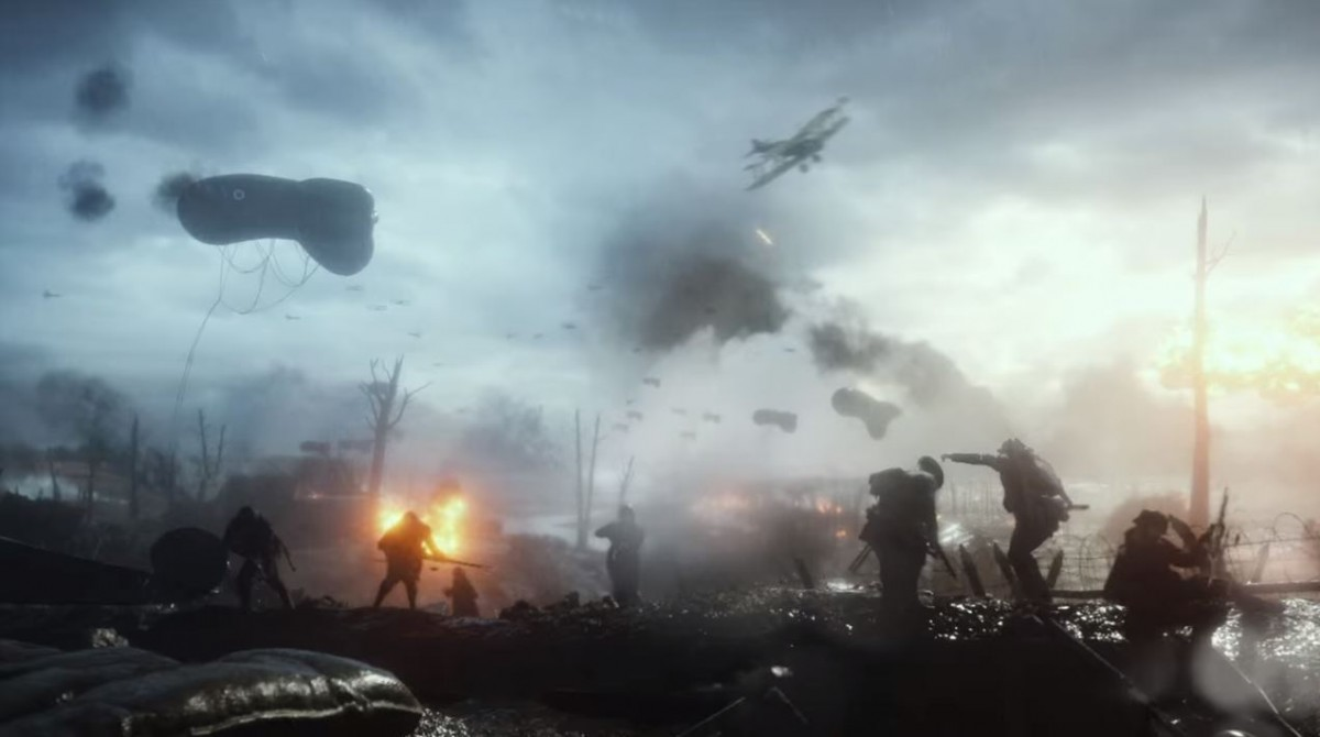 bf1 1200x670 Battlefield 1 Campaign Teaser Drops Ahead Of Full Trailer