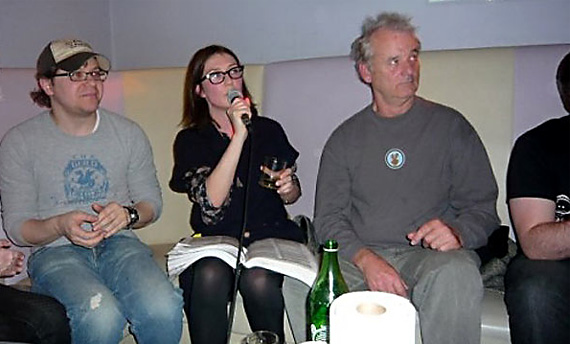 bill murray karaoke 10 Times Bill Murray Was The Coolest Person Alive