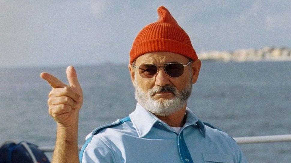 bill murray steve zissou 10 Times Bill Murray Was The Coolest Person Alive