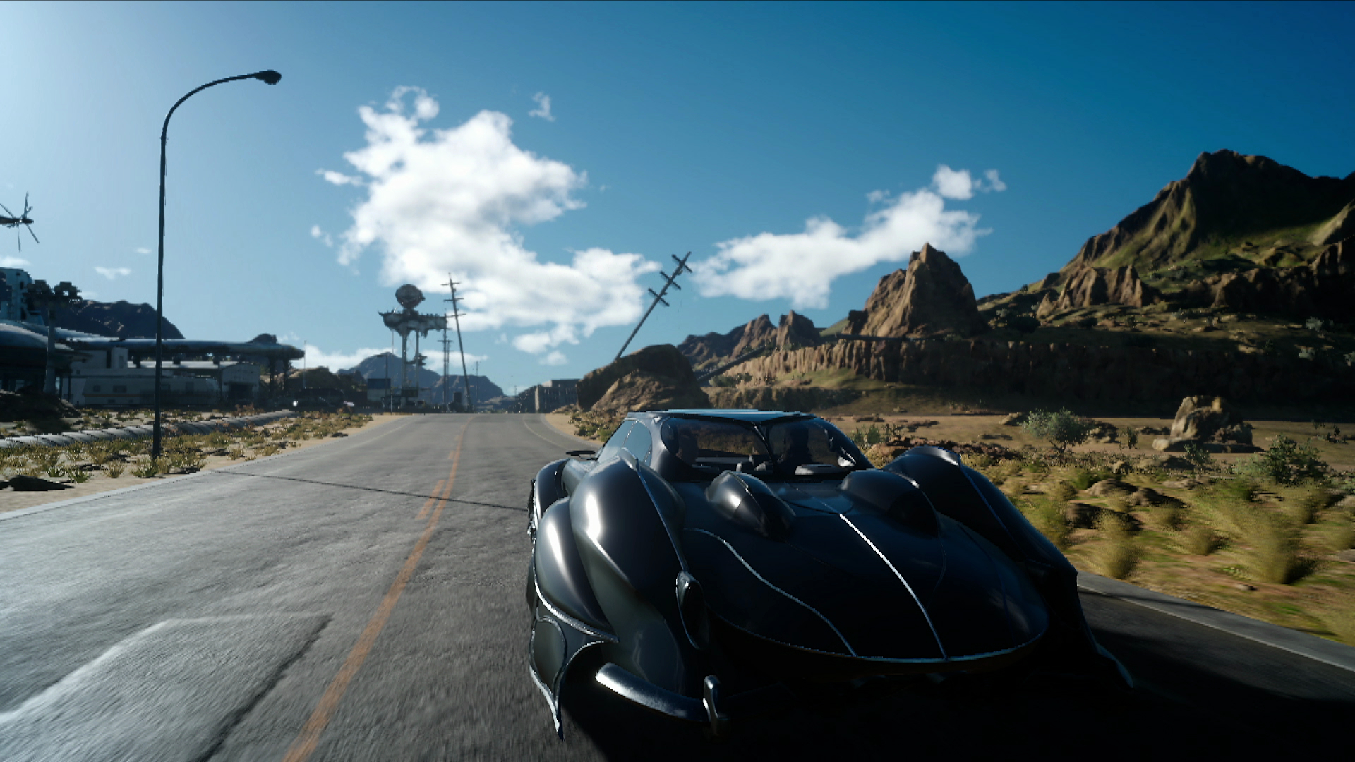 d Final Fantasy 15s Stunning New Trailer Highlights Some Incredible Environments