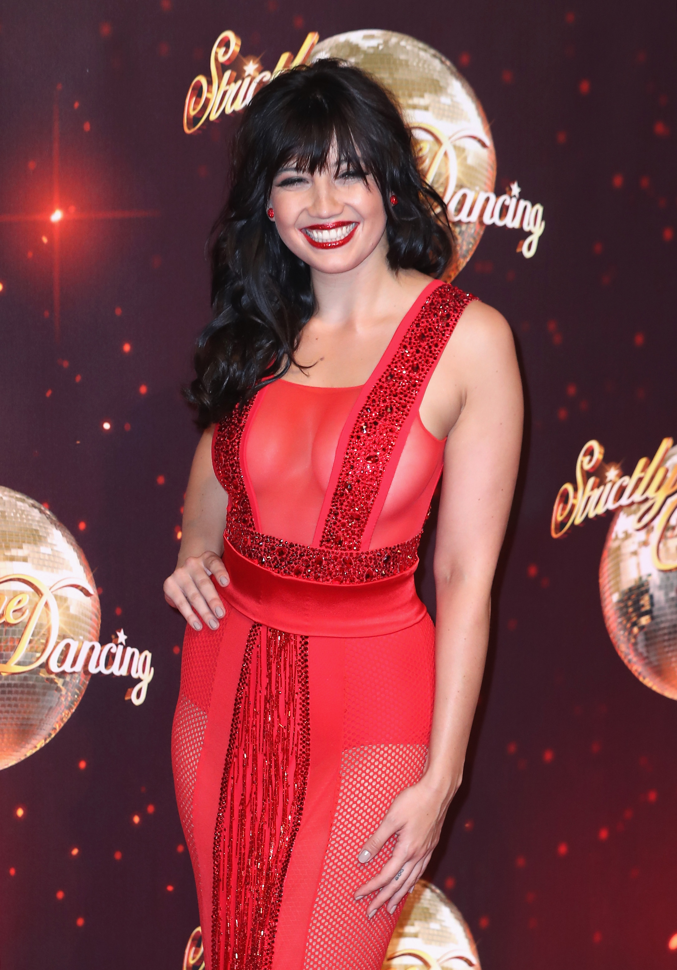 daisy1 Daisy Lowe Reveals Shed Be Up For A Threesome With Fellow Strictly Contestants
