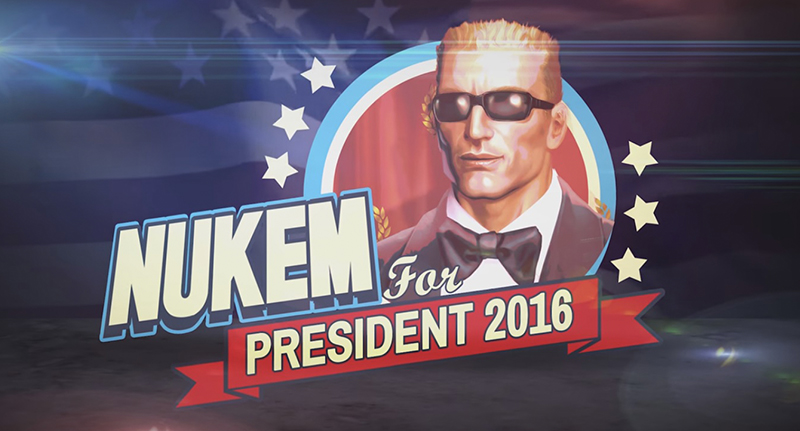 Duke Nukem 3D 20th Anniversary Edition Announced dukefacebook