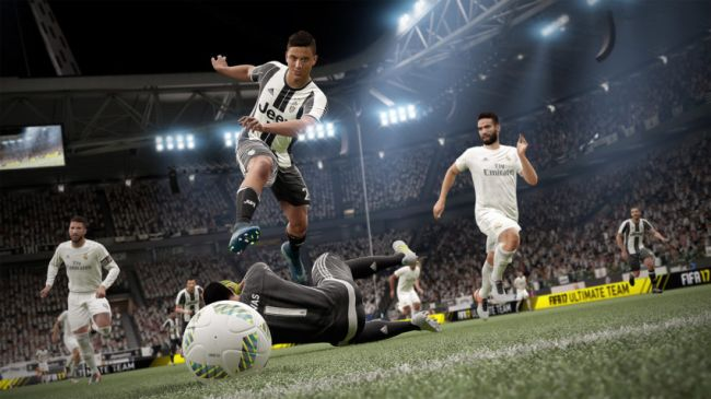 fifa17 FIFA Comparison Video Shows Awesome Difference Between 16 And 17 Graphics