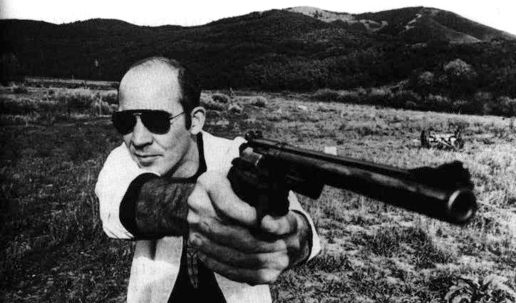 These Are The Upsides Of Going Bald hunter s thompson