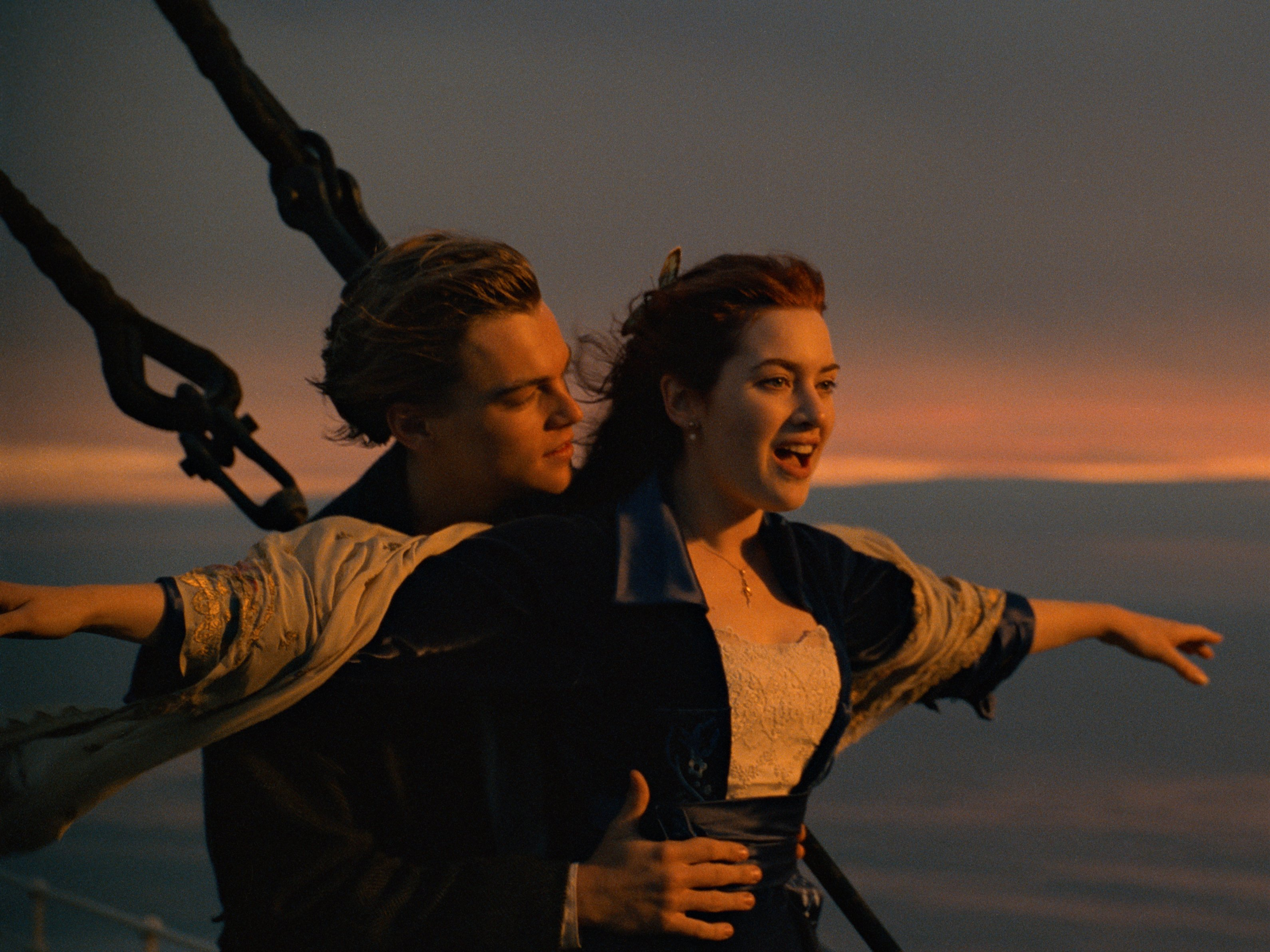 Heres Everything Coming To Netflix In October im on top of the world titanic