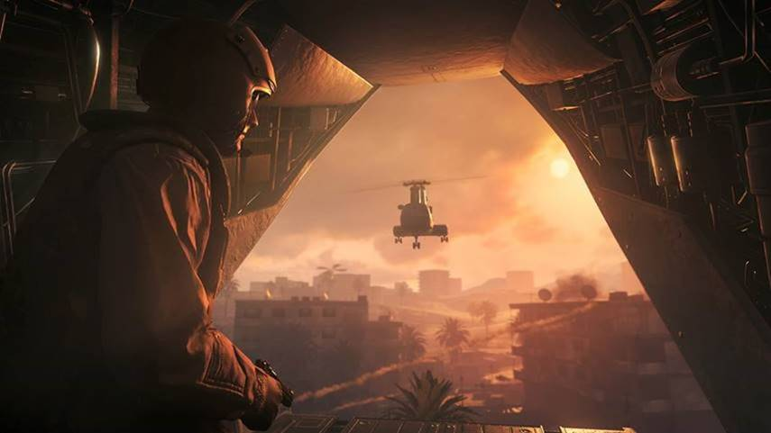 Call Of Duty: Modern Warfare Remastered Gets Stunning Campaign Trailer image004