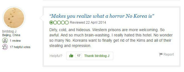 pic 4 These TripAdvisor Reviews Show How Miserable North Korea Really Is
