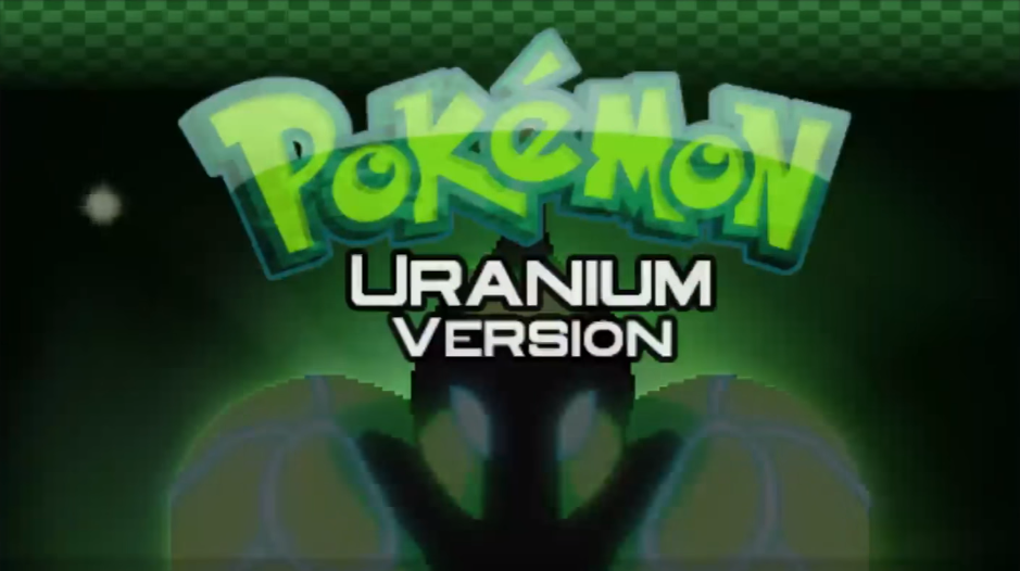 Pokemon uranium pokemon - 25df0