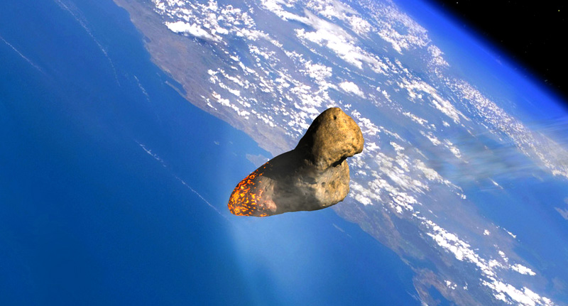 super NASA Warns Massive Asteroid Is Heading Towards Earth TODAY