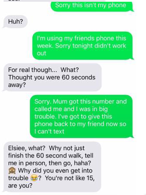 texts8 Girl Keeps Giving Out Guys Number As A Fake   Hilarious Trolling Ensues