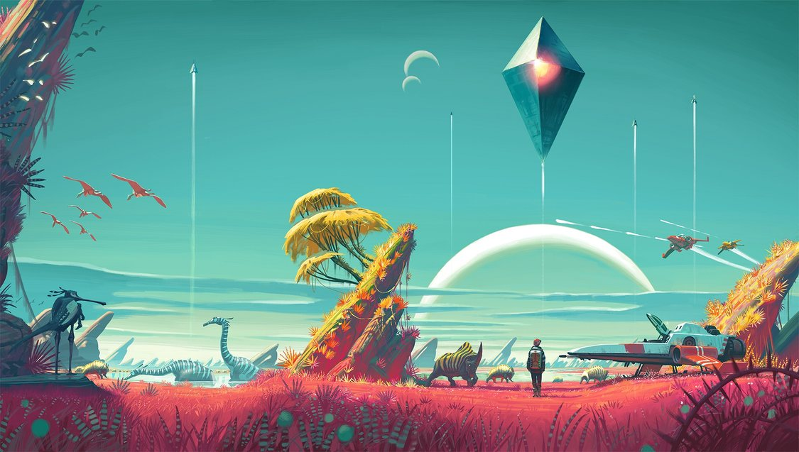 No Mans Sky Under Investigation From Advertising Standards Authority