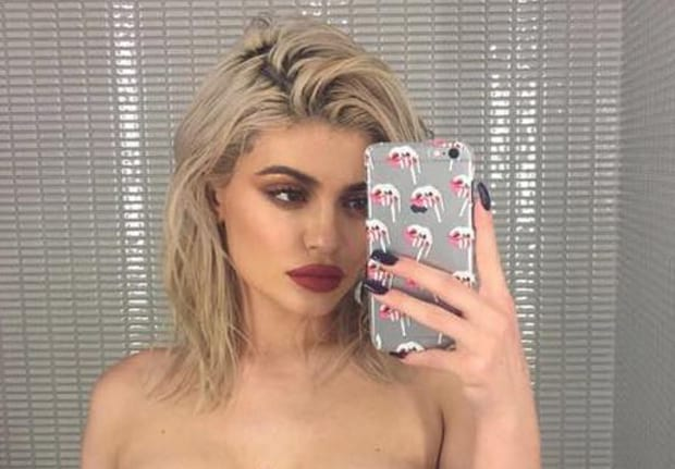 Kylie Jenner Just Posed Fully Nude For A Photoshoot