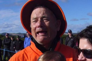 Is This Is A Picture Of Tom Hanks Or Bill Murray?