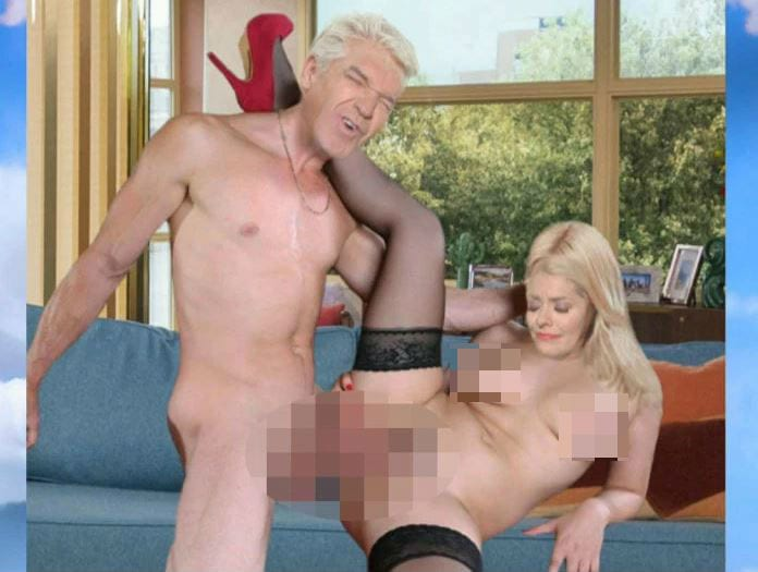 23649UNILAD imageoptim HollyandPhilCelebJuice Holly Willoughby Shares X Rated Snap With Phillip Schofield On TV