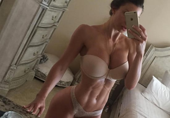 Fitness Model Banned From Instagram For Being Too Sexy