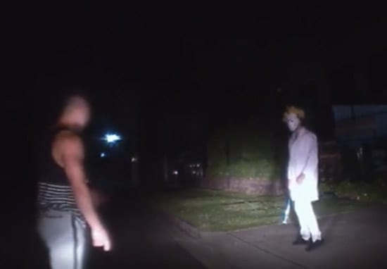 Guy Films Himself Kicking The Crap Out Of Creepy Clown