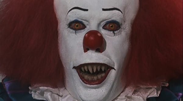 This Is Why Clowns Are So F*cking Terrifying, According To An Expert 2985UNILAD imageoptim it 1990 movie review stephen king tim curry pennywise the clown scary pointy teeth