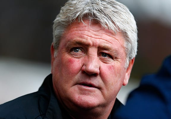 Aston Villa Bound Steve Bruce Has Lost An Absolute Sh*t Load Of Weight