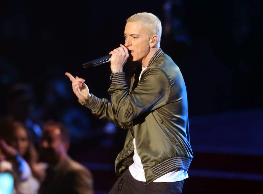 33447UNILAD imageoptim GettyImages 484693491 This Unseen Footage Of Eminem Rapping Before He Was Famous Is Insane