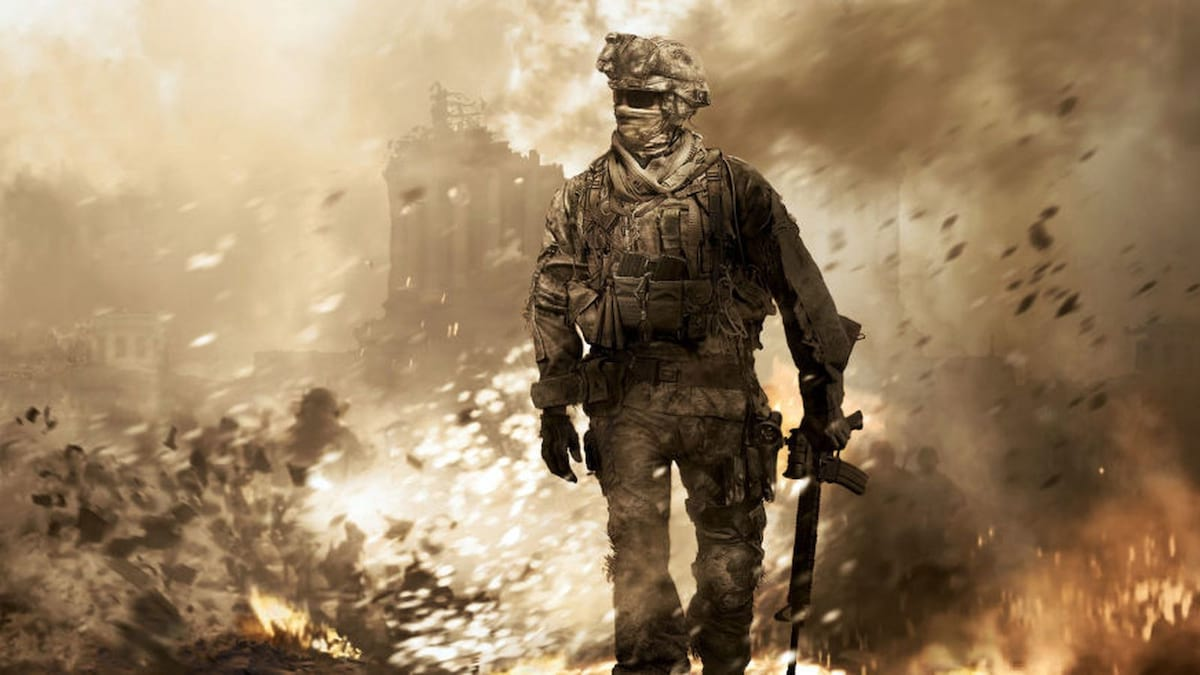 38119UNILAD imageoptim landscape 1456759219 14993 call of duty 4 modern warfare game desktop wallpaper 2560x1600.0.0 Infinite Warfare And Modern Warfare Uses Ton Of PS4 HDD Space