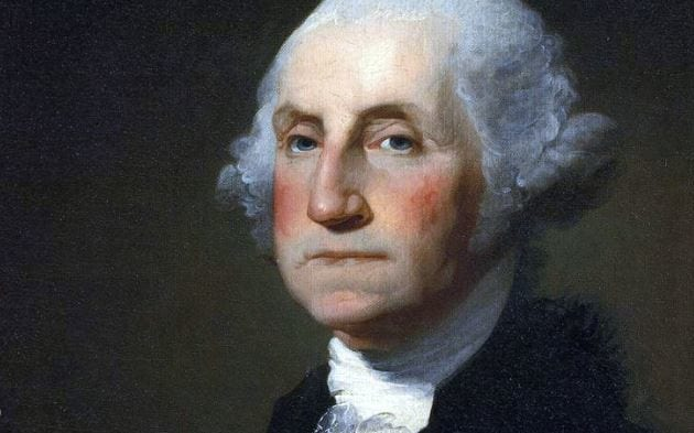 38625UNILAD imageoptim washington Here Are The Surprising First Jobs Of American Presidents