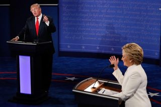 Donald Trump Says He Might Refuse Election Results In Third And Final Debate