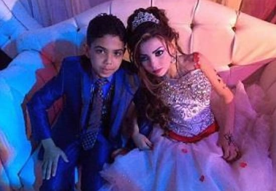 12-Year-Old Boy Set To Marry His 11-Year Old Cousin