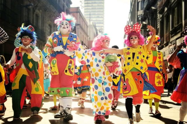 Clown Lives Matter March Protests Creepy Clown Sightings, Enrages The Internet
