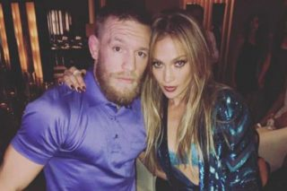 Conor McGregor Gatecrashed J-Lo's Birthday Party And All Hell Broke Loose