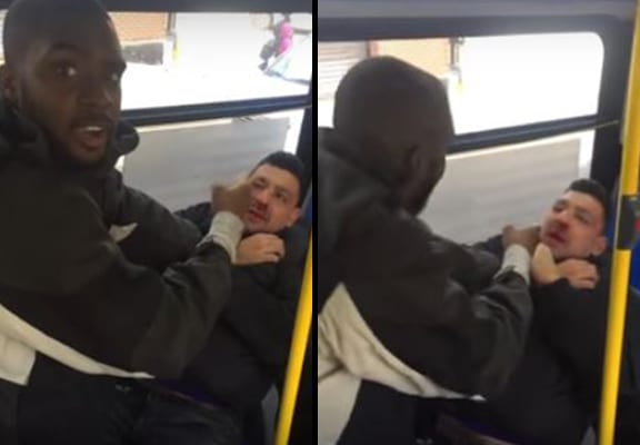 57125UNILAD imageoptim police 1 Hero Passenger Beats Pervert Caught Touching Teenage Girl On Bus'