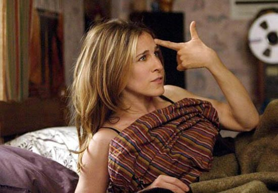 Sarah Jessica Parker Reveals Her Trippy Sex And The City Theory