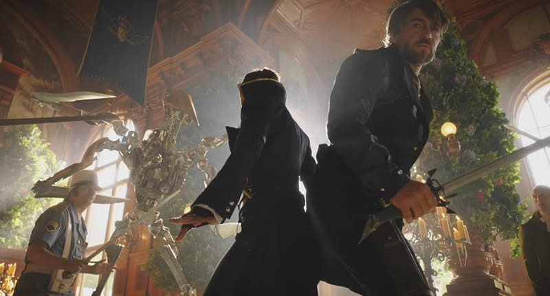 Dishonored 2s New Live Action TV Spot Will Make You Yearn For A Movie 58748UNILAD imageoptim disfacebook