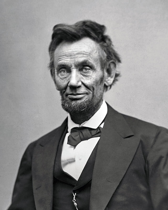 6710UNILAD imageoptim Abraham Lincoln O 116 by Gardner 1865 crop Here Are The Surprising First Jobs Of American Presidents