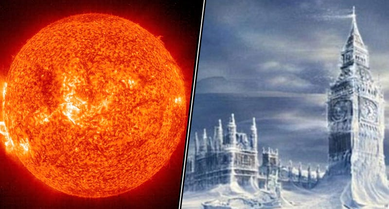 Scientists Predict New Ice Age By 2019 As Sun 'Goes Blank'