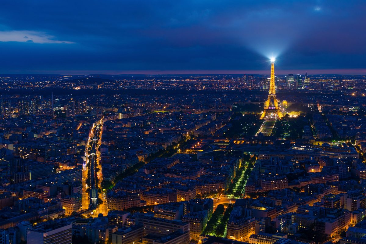 Saudi Arabian Princess Flees Paris After Ordering The Execution Of Workman wsi imageoptim parisAtNight 1200x800