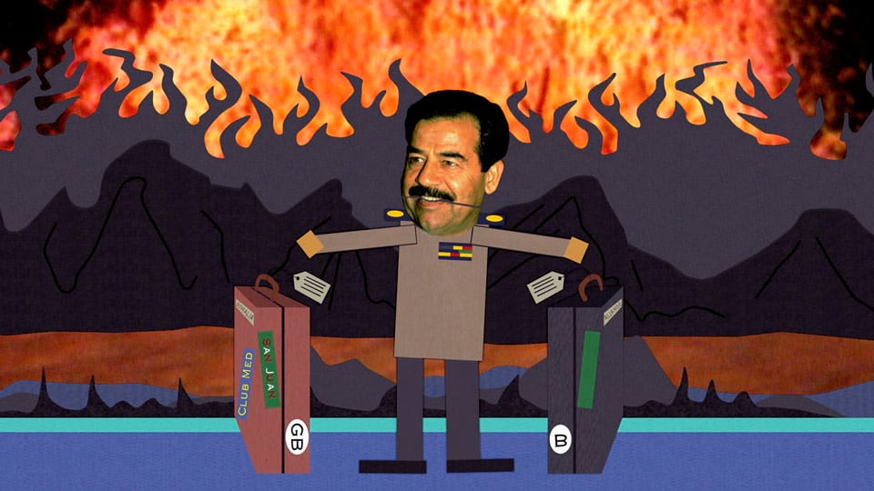 wsi imageoptim south park s04e10c02 saddams back in hell 16x9 Saddam Hussein Is Still Alive According To New Conspiracy Theory