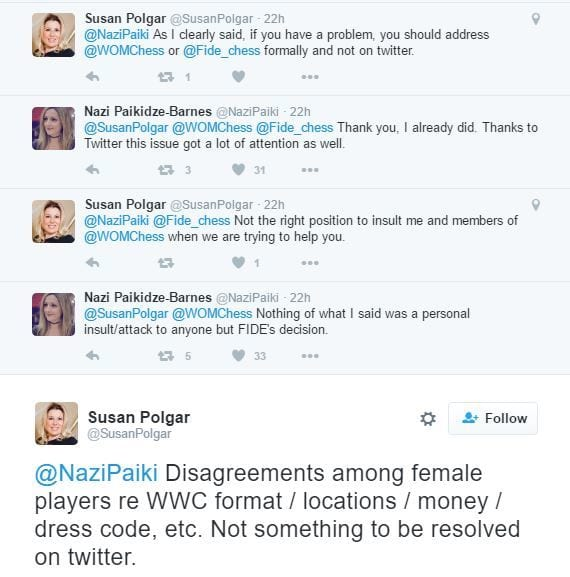 wsi imageoptim twitter spat U.S. Chess Champion Boycotts Iran Tournament Over Oppressive Dress Code